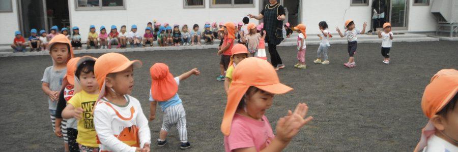 夏祭り練習